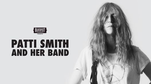 Patti Smith and Her Band | Melbourne • 21 April 2022 - NEW DATE!, 21 April | Event in Hawthorn | AllEvents.in