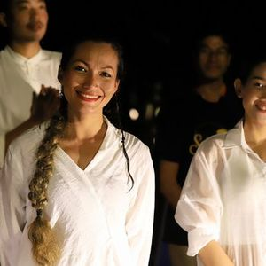 Contemporary Dance Class By Belle Phnom Penh.