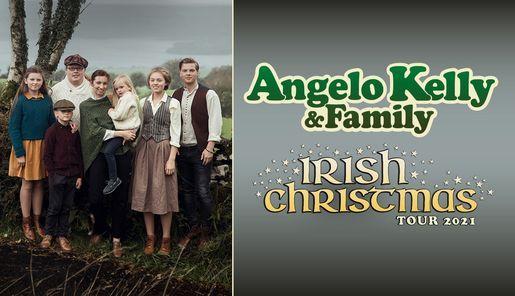 Angelo Kelly & Family - Irish Christmas I Hamburg, 12 December | Event in Hamburg | AllEvents.in