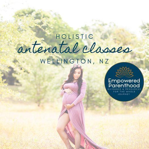 Petone Holistic Antenatal Classes Starting 12 August 2020