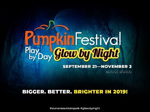 Pumpkin Festival Play by Day Glow by Night