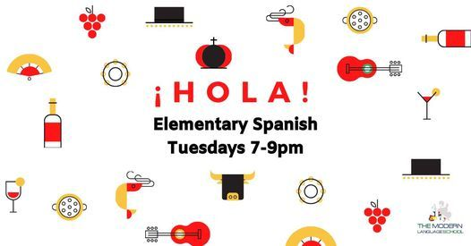 Elementary Spanish | Event in Huddersfield | AllEvents.in