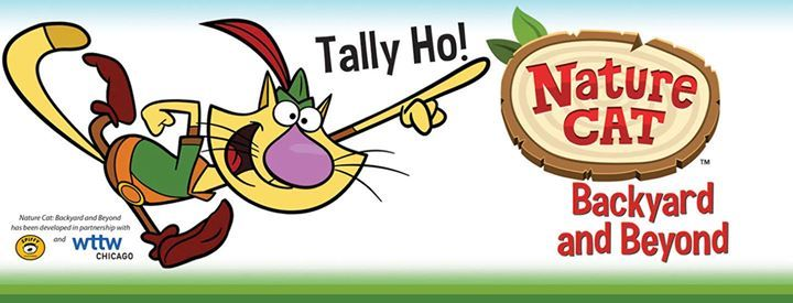Nature Cat Backyard and Beyond Traveling Exhibit