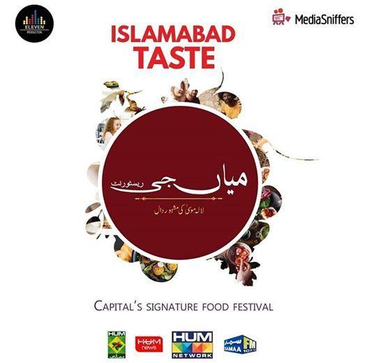 Fatima Jinnah Park Islamabad: Mian Jee At Islamabad Taste