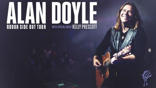 Alan Doyle w/ Kelly Prescott in Moncton, 9 November | Event in Moncton | AllEvents.in