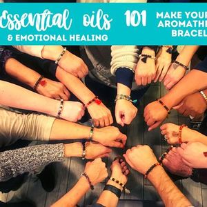 Essential Oils Emotional Healing and Aromatherapy Bracelet Make