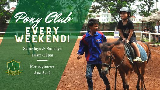 CCC Pony Club, 27 February | Event in Kandal | AllEvents.in