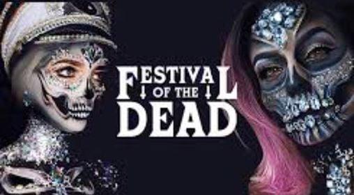 Festival of the dead & Windsor...
