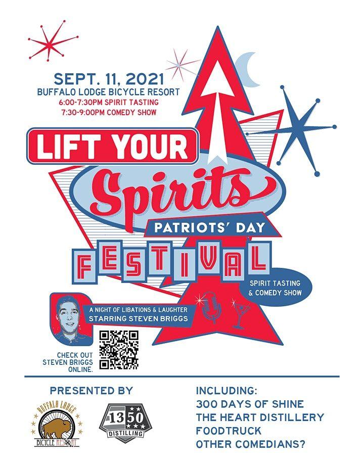 Lift Your Spirits Festival @ Buffalo Lodge Bicycle Resort | Colorado Springs | Colorado | United States