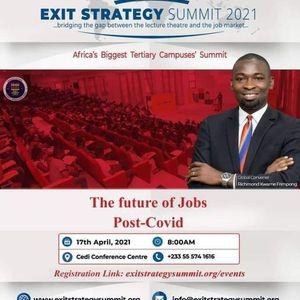 EXIT STRATEGY SUMMIT 2021 UG EDITION