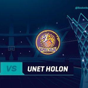 Dinamo Sassari v UNET Holon