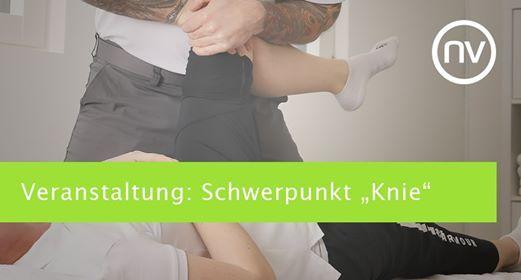 Schmerzen und Bewegungseinschrnkungen im Knie