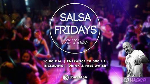 Salsa FridaysNova