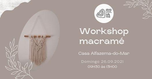 Workshop Painel de Parede em Macramé - Iniciantes, 26 September | Event in Cascais | AllEvents.in