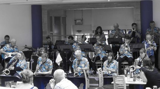 Blue Train Big Band Concert, 20 June | Event in Whitehaven | AllEvents.in