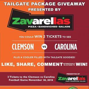 Clemson at South Carolina Football Game | Columbia