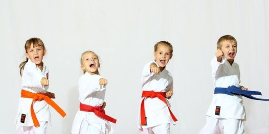 Two weeks FREE Pintsize Karate, 11 May | Online Event | AllEvents.in