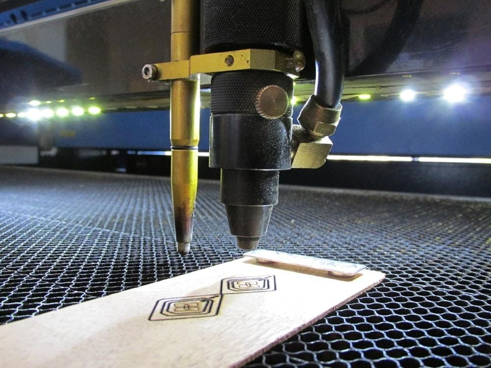 Tool Training Laser Cutter