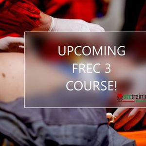 QA Level 3 Certificate in First Response Emergency Care (FREC 3) (RQF) - Weekend Course