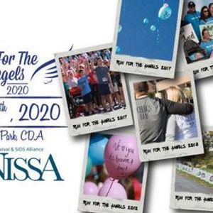 Run for the Angels 2020 presented by ICCU