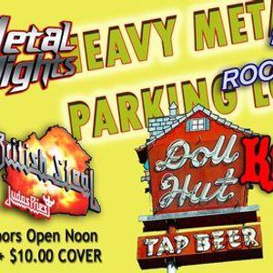 Motorhead Judas Priest & Metal Nights Tributes at The Doll Hut