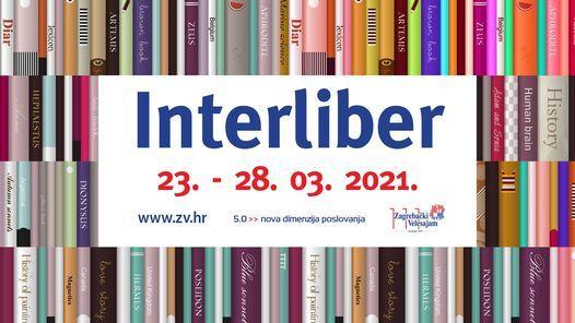 INTERLIBER 2021, 28 September   Event in Zagreb   AllEvents.in