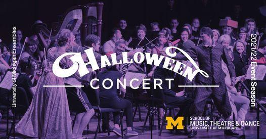 Halloween Concert, 31 October   Event in Ann Arbor   AllEvents.in