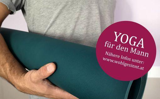 WOHLbeWEGT Yoga für den Mann - Donnerstag, 22 April | Event in Salzburg | AllEvents.in