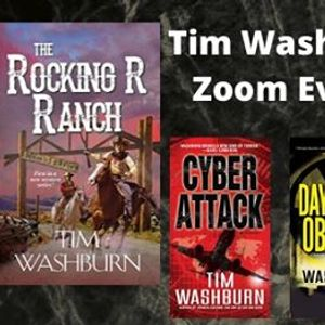 Tim Washburn Zoom Event
