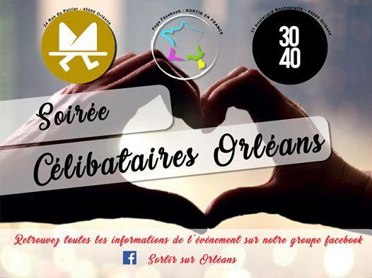 Soire Clibataires - Orlans