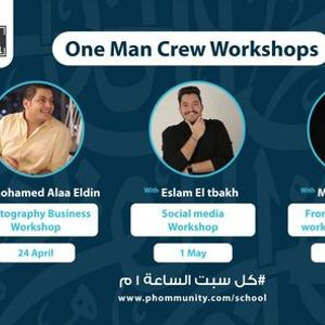 One Man Crew  One Day Workshops