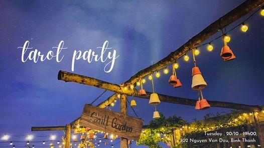 Tarot Party 20/10: Là con gái, chúng mình chọn theo đuổi sự nghiệp hay tình yêu? | AllEvents.in
