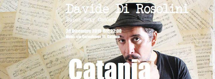 Davide Di Rosolini a Catania - SognaTour