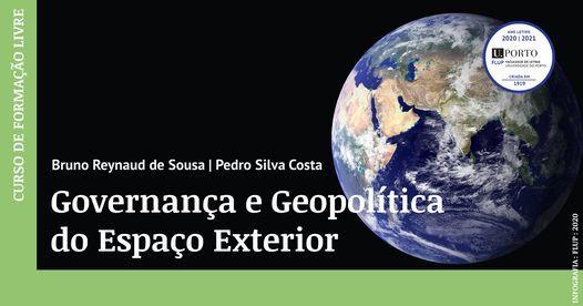 Governança e Geopolítica  do Espaço Exterior, 16 February | Event in Porto | AllEvents.in