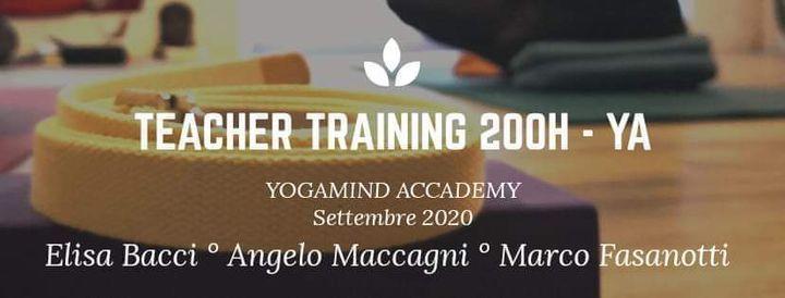 Teacher Training Yogamind 200h YA