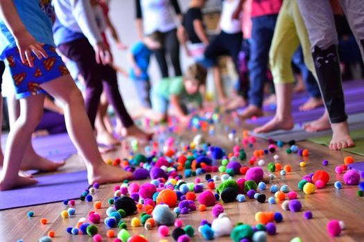 Free Family Kidding Around Yoga Class, Brussels, 19 February   Event in Ixelles   AllEvents.in