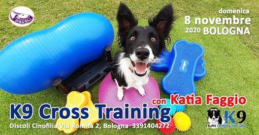 K9 Cross Training con Katia Faggio, 8 November | Event in Granarolo Dell'emilia | AllEvents.in
