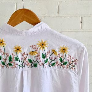 Embroidery for Clothes with Libby from Thread Folk  DATE TBC