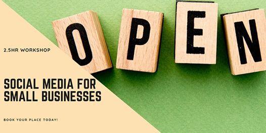 Workshop Social Media for Small Businesses