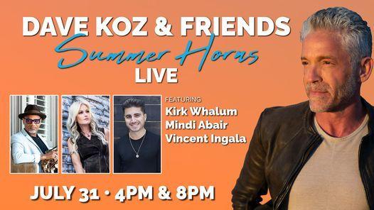 Dave Koz & Friends Summer Horns Live, 31 July | Event in Jacksonville | AllEvents.in