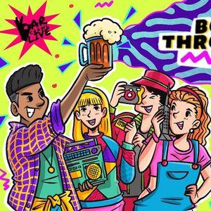 Boozin Through The 90s Crawl  Richmond VA -Bar Crawl Live