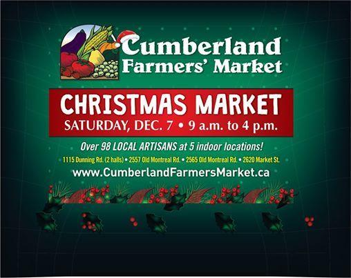Cumberland Christmas Market