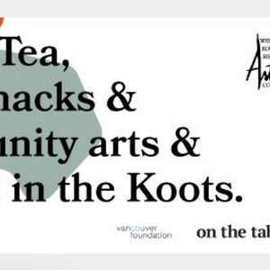 On the Table - arts and culture conversation