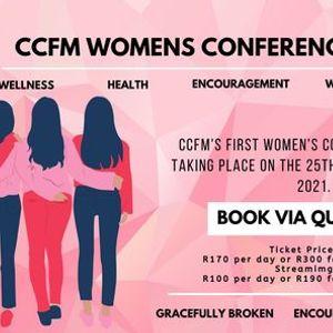 CCFm Womens Conference 2021