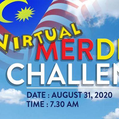 Virtual Warrior Merdeka Challenge