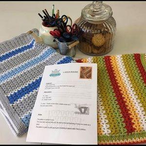 V Stitch Blanket Workshop 22nd July 6.30pm