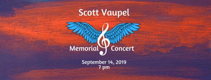 Scott Vaupel Memorial Concert - Broadway Songs at St  John's