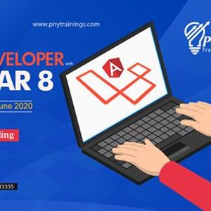 Become a Certified Laravel Developer with Angular 8