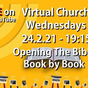 Opening the Bible - Book by Book - Live Worship & Teaching