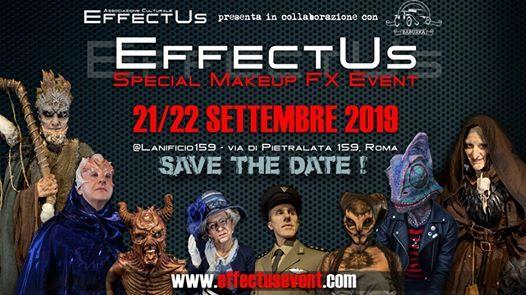 EffectUs Event 2019